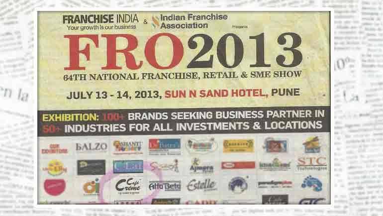 Proud partner of FRO-2013!